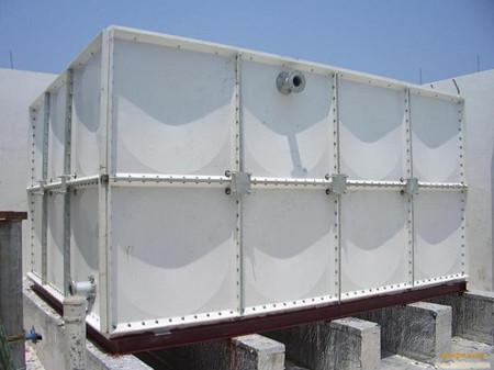 玻璃鋼高溫水箱整體圖