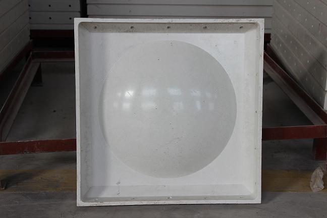 玻璃鋼消防水箱單闆圖片