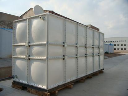 裝配式SMC給水箱整體效果圖